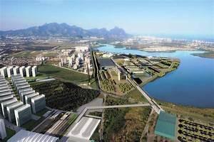 Rio Olympic Park Barra Cluster, Brazil Building - e-architect