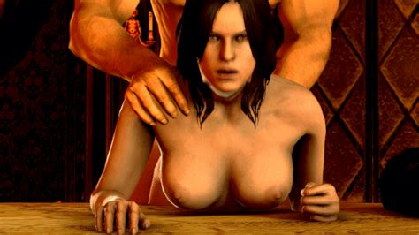 rule34hentai we just want to fap image 4455 3d animated foups helena harper resident evil