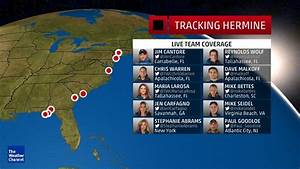 Live 24 hr team coverage of #hermine will continue through ...