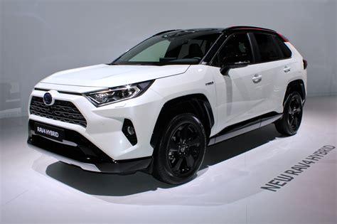 Toyota Rav4 Hybrid, Paris Motor Show 2018, Img 0386