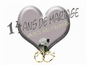 14 ans de mariage noce de plomb ca vous intéresse