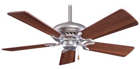 ceiling fan downrod 6 inch minka aire 44 inch brushed steel supra ceiling fan