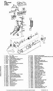 Minn Kota 55 Wiring Diagram Trolling Motor Parts Diagram