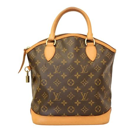 louis vuitton monogram lockit pm  stdibs