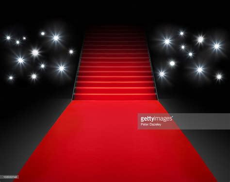 Red Carpet Event With Paparazzi Stock Photo  Getty Images