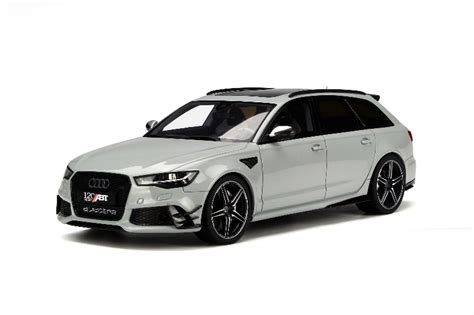 Audi A6 Avant Abt Tuning by 1 18 Audi A6 Avant Rs6 R Performance Package Abt Tuning