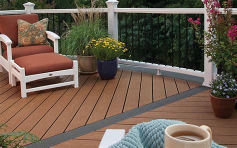 trex enhance fence deck supply