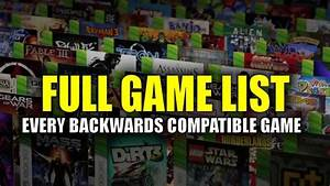 Every Backwards Compatible Xbox 360 Game On Xbox One
