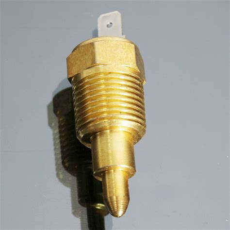 temp switch for electric fan 185 degree electric radiator thermostat temperature switch