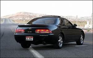 1996 Lexus Sc 400 - Information And Photos