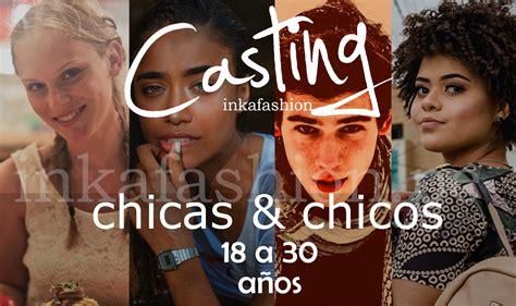 Casting Inkafashion La Mejor Agencia De Anfitrionas Y