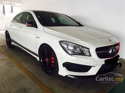 Mercedes-benz Cla45 Amg 2014 4matic Carbon-fibre Trim 2.0