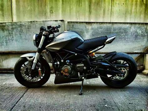 Benelli Bn 600 Modification by Benelli Bn 600 Modified By K Speed Thailand Scarface