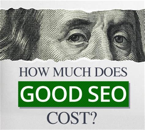 seo cost how much does seo cost a breakdown digital current