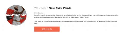 mypoints gamefly bonus offer   profit