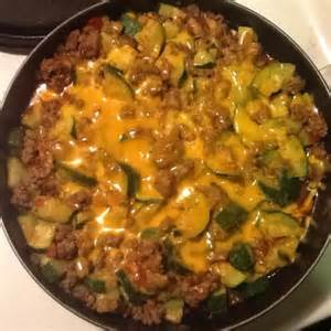 Zucchini Casserole Recipes with Ground Beef