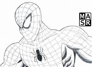 Spider-Man Sketch by rattrap587 on DeviantArt