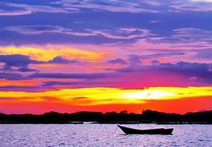 Archivo:Atardecer playa el Yaque cropped jpg Wikipedia, la enciclopedia libre