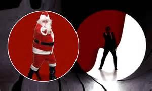 the name s claus santa claus comedy snowfall trailer replaces daniel craig s james bond
