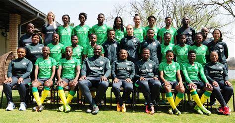 banyana banyana crowned  caf national team  year enca