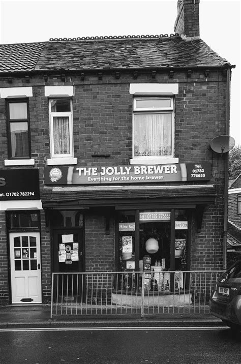 The Jolly Brewer Home Brew Shop in Kidsgrove, Stoke on Trent