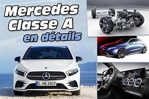 Nouvelle Mercedes Classe E : tout savoir sur la nouvelle mercedes classe a 2018 en 50 photos photo 1 l 39 argus ~ Farleysfitness.com Idées de Décoration