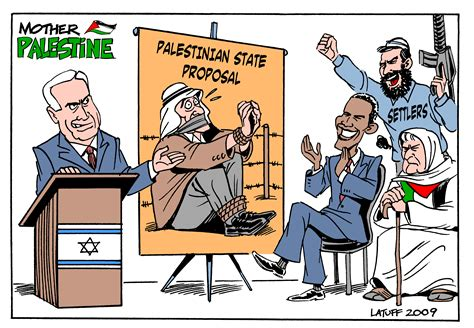 freedom for palestine 7 of palestine by latuff indybay