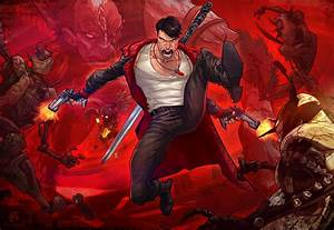 Devil May Cry by PatrickBrown on DeviantArt