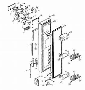 3 Door Ge Profile Refrigerator Wiring Diagram
