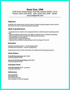 its not quite difficult to make can resume there are With cna resume template free