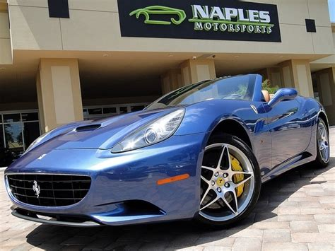 The california t epitomises the sublime elegance, sportiness, versatility and exclusivity that have distinguished every california the 195 s touring berlinetta is a racing sports car, and was introduced in 1950 at the giro di sicilia. 2010 Ferrari California