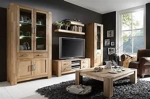 Möbel Eiche Massiv Geölt : wohnzimmer massiv ~ Bigdaddyawards.com Haus und Dekorationen