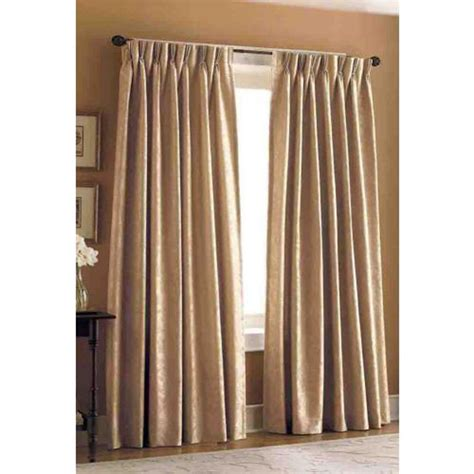 Pinch Pleated Drapery Panels by Covers Canada Panels
