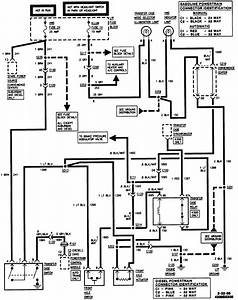 I Need A Wiring Diagram For The Tranfer Case 4 Wd Circuit