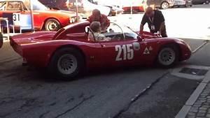 Alfa Romeo 33  2 Periscopica Engine Sound At Cesana