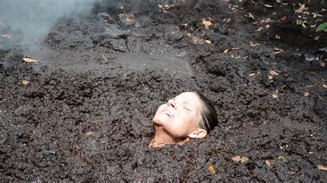 Girl Drowns In Quicksand
