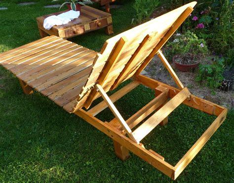 chaise longue en palette bois chaise longue en palette bois maison design bahbe com