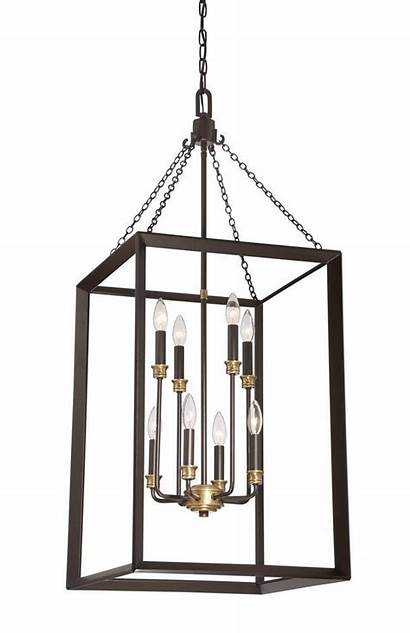 Foyer Extra Lighting Hall Quoizel Cage Pendant
