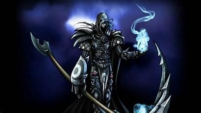 Grim Reaper Gathering Magic Dark 1600 Resolutions