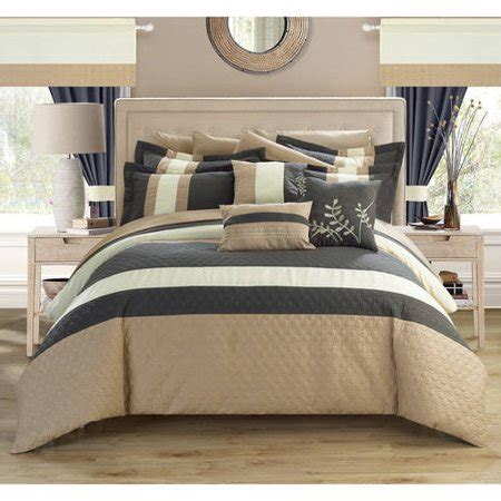 10766 24 bed in a bag 24 complete bed in a bag bedding comforter