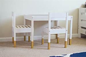 Kindertisch Und Stühle Ikea : modern navy coral and gold bedroom kinderzimmer ikea ~ Michelbontemps.com Haus und Dekorationen