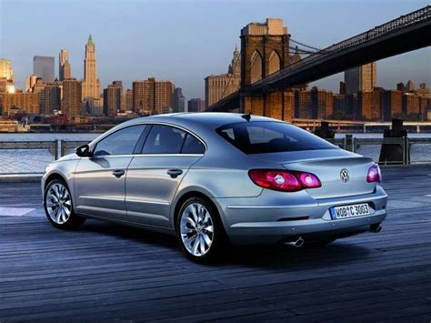 vw passat completely redesigned onsurga