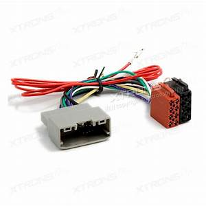 Car Radio Stereo Iso Wiring Loom Adapter Cable Connector