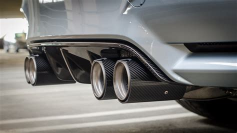 M Performance Exhaust System F80 M3