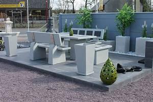 Decoration Jardin Pierre : salon de jardin pierre id es de d coration int rieure french decor ~ Dode.kayakingforconservation.com Idées de Décoration