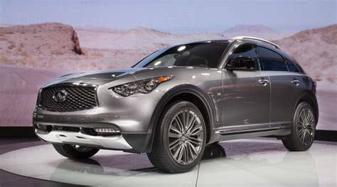 Next Generation Infiniti Fx  Autos Post