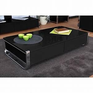 Table Basse Blanc Laqué Ikea : table basse laquee blanc topiwall ~ Teatrodelosmanantiales.com Idées de Décoration