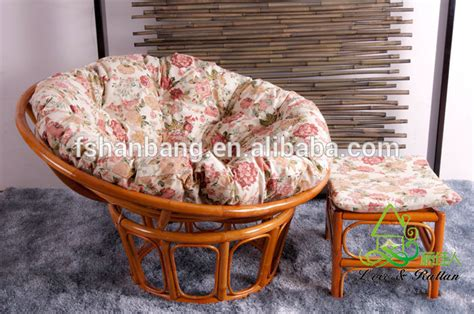 Wicker Saucer Chair For Adults by Comfortable Living Room Rattan Wicker Papasan Radar