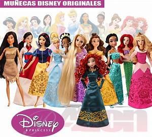 Muñecas Princesas Disney Originales Nuevas Selladas $ 19 900 en Mercado Libre