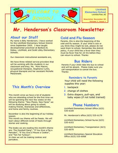 preschool newsletter samples preschool newsletters 780 | 3c91616333fd844cae8753b03254e2d3
